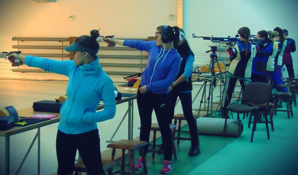 Рогатинські стрільці вдало виступили на чемпіонаті України
