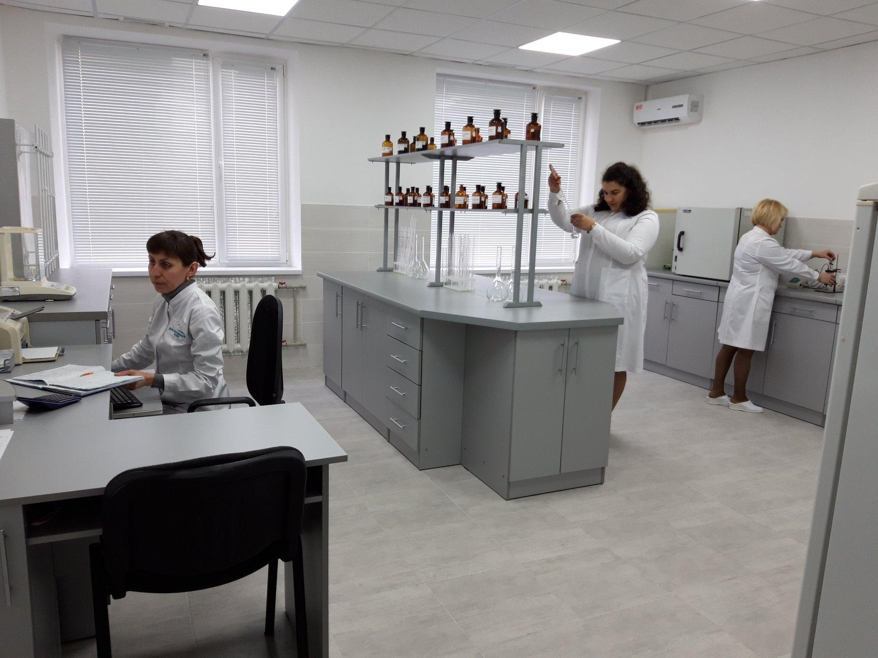 На Прикарпатті запустили лабораторію для аналізу якості води