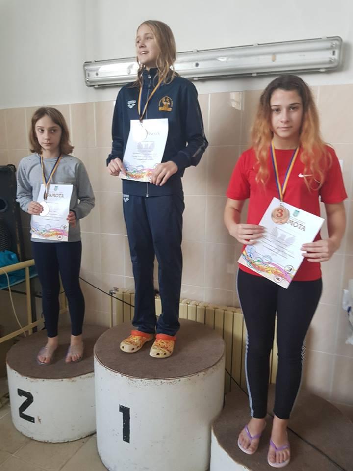 Юні спортсмени з Долинщини здобули нагороди на обласному турнірі з плавання (фотофакт)