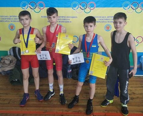 Юні борці з Долинщини здобули нагороди на міжнародному турнірі