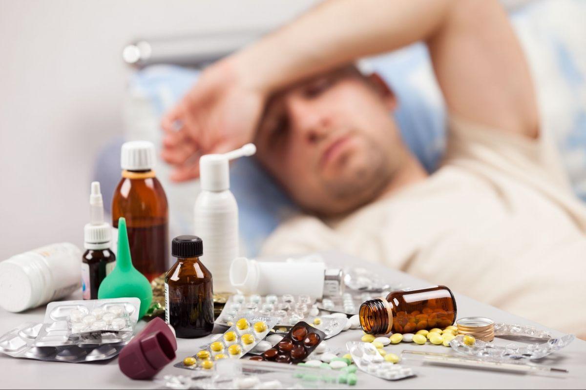 На Прикарпатті знизилась захворюваність на грип та ГРВІ