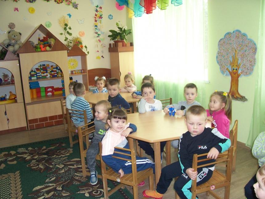 На Рожнятівщині відкрили новий дитячий садок (фотофакт)