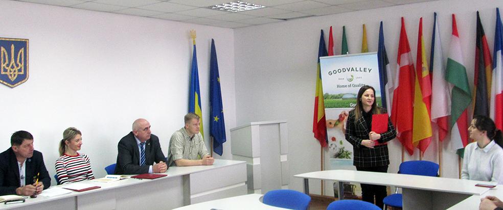 Під час робочої зустрічі в Івано-Франківській ОДА