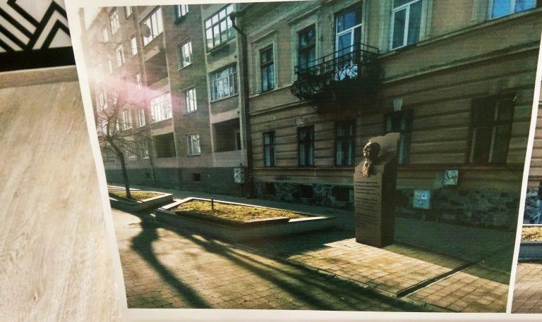 В Івано-Франківську визначились з місцем для встановлення пам'ятника Степанові Пушику (фотофакт)