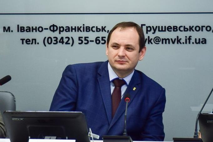 Марцінків доручив розробити пам'ятку про етикет для працівників міськвиконкому