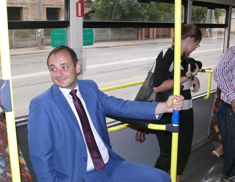 Очільник Франківська доручив відновити тролейбусний маршрут №5