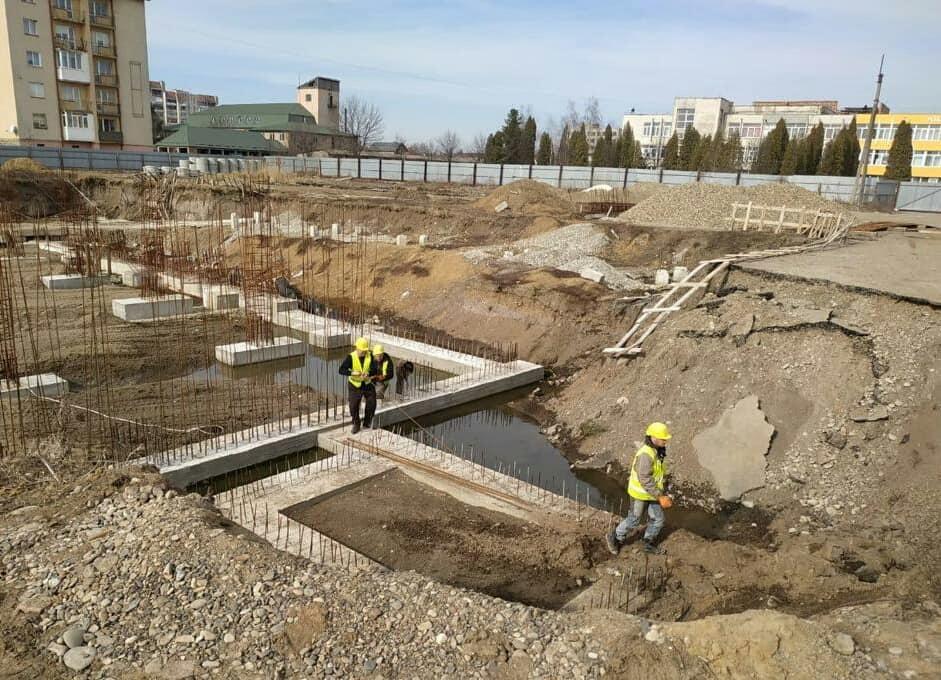 Коломия отримала 30 мільйонів на будівництво басейну