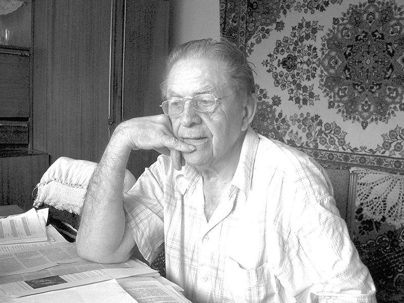 Винахідник Микола Осадчук