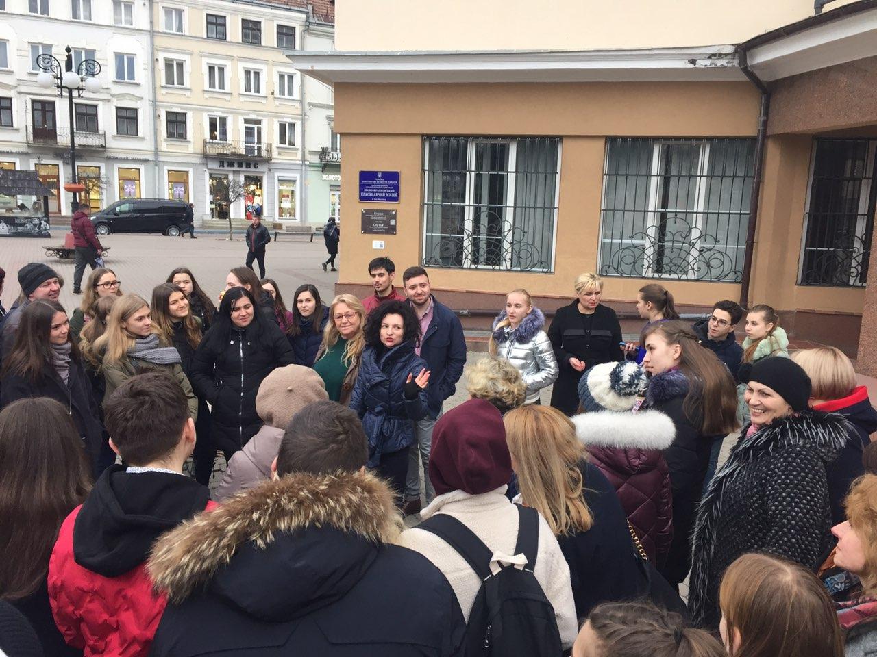Івано-Франківськ прийняв етап Всеукраїнської олімпіади з правознавства