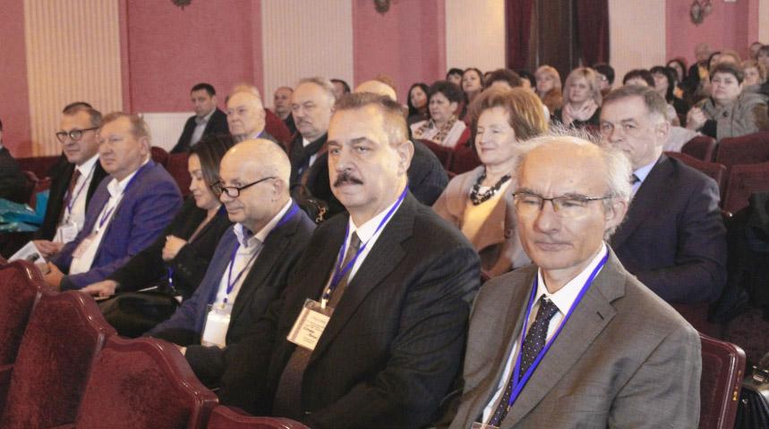 Під час Міжнародного медичного форуму в Івано-Франківську