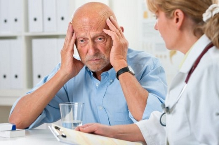 На Франківщині зросла захворюваність на хворобу Паркінсона