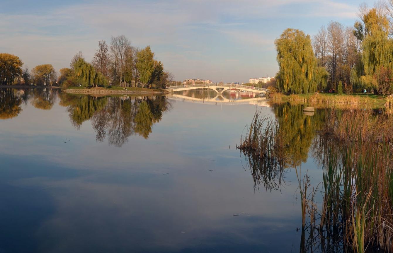 Реконструкція міського озера Івано-Франківська коштуватиме 32 мільйона гривень