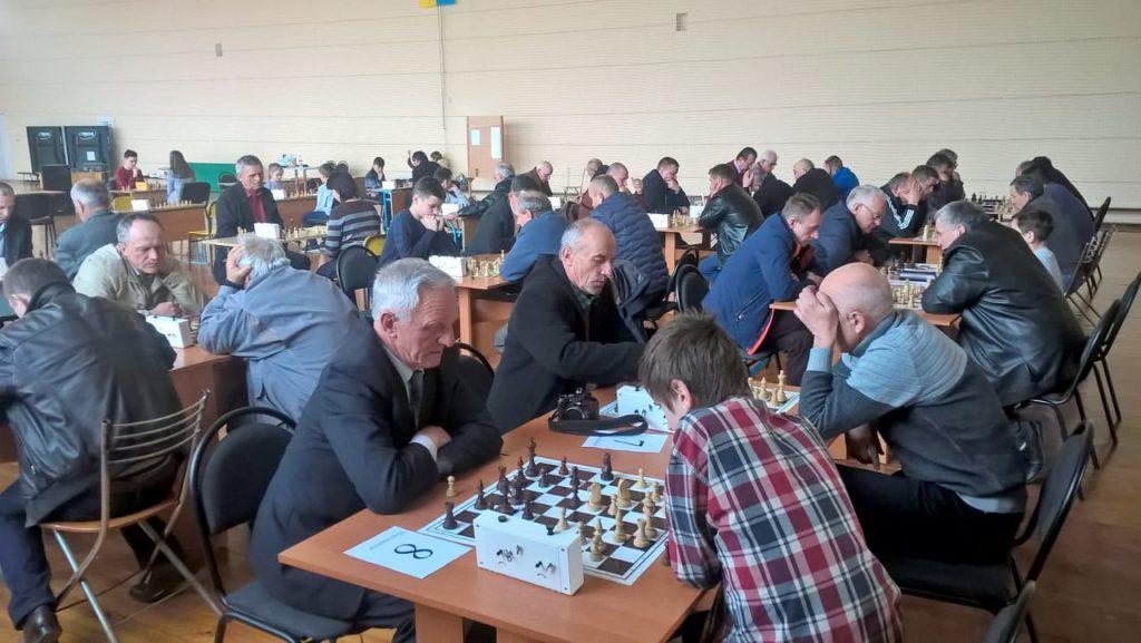На Рогатинщині відбувся шаховий турнір «Опільська весна» (фотофакт)