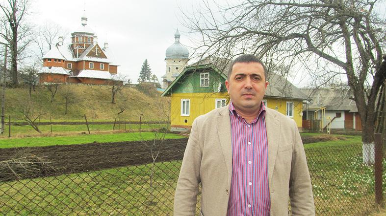 Голова Витвицької сільради ОТГ Микола Шикор