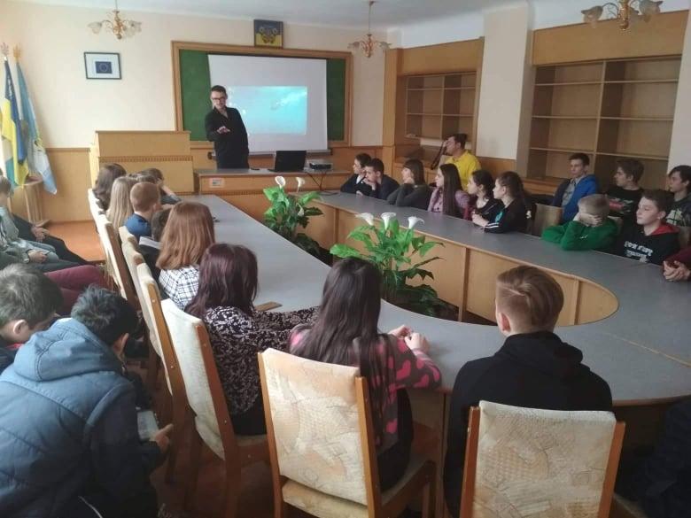 У школах Івано-Франківська провели «уроки тверезості»