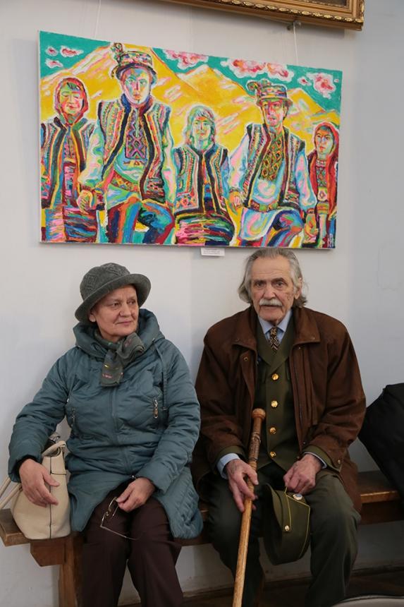 У Франківську презентували виставку про гуцулів (фотофакт)