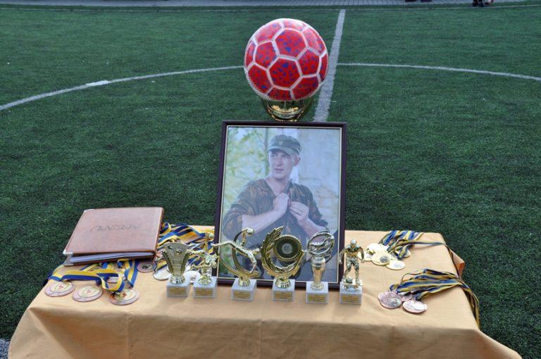 Футбольний турнір пам'яті воїна АТО відбувся на Надвірнянщині (фотофакт)
