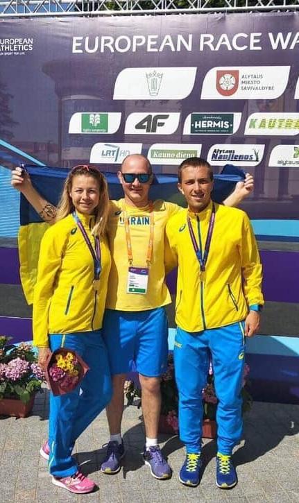 Франківські легкоатлети здобули перемоги на Кубку Європи зі спортивної ходьби