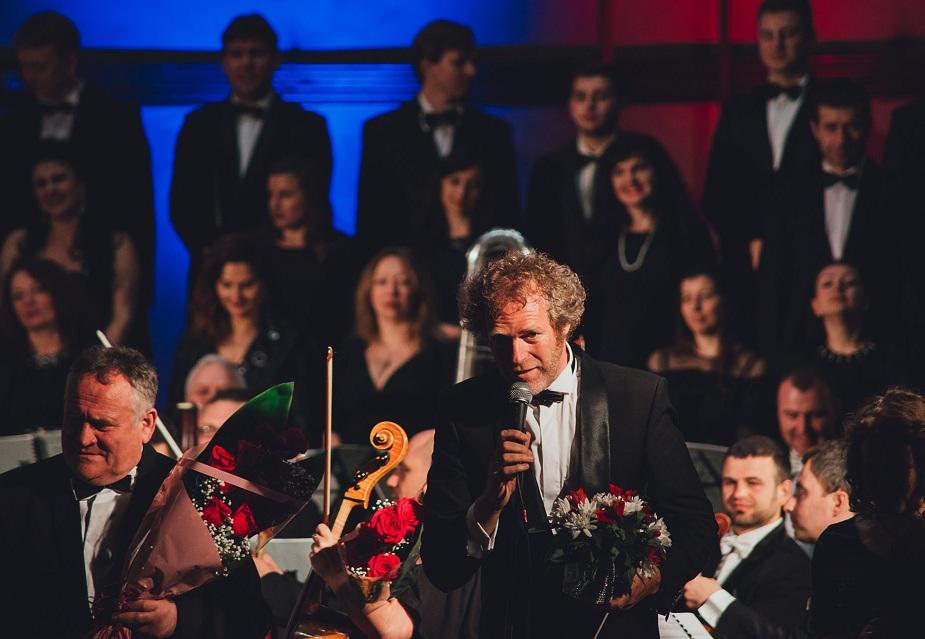 У Долині виступив симфонічний оркестр K&K Philharmoniker