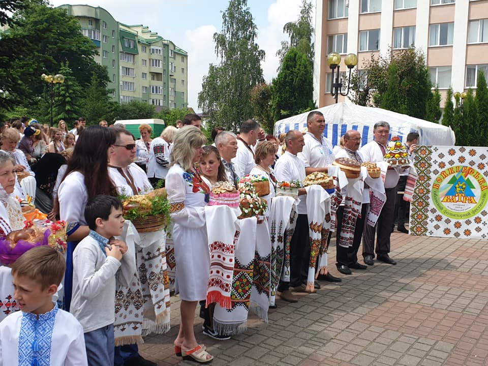 Долинщина перейняла естафету на святкування «Бойківської ватри»