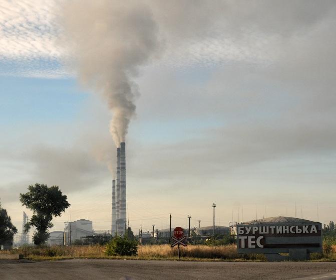 На Івано-Франківщині зросли обсяги викидів у повітря