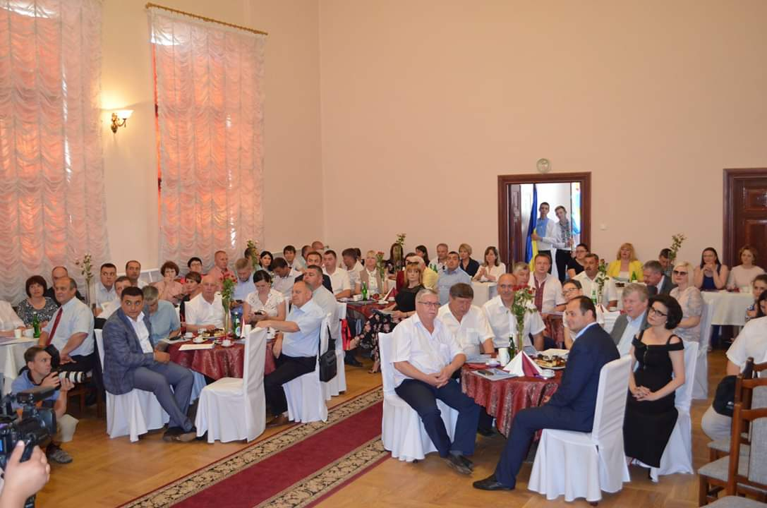 У Бурштині відбувся Форум місцевого самоврядування (фотофакт)
