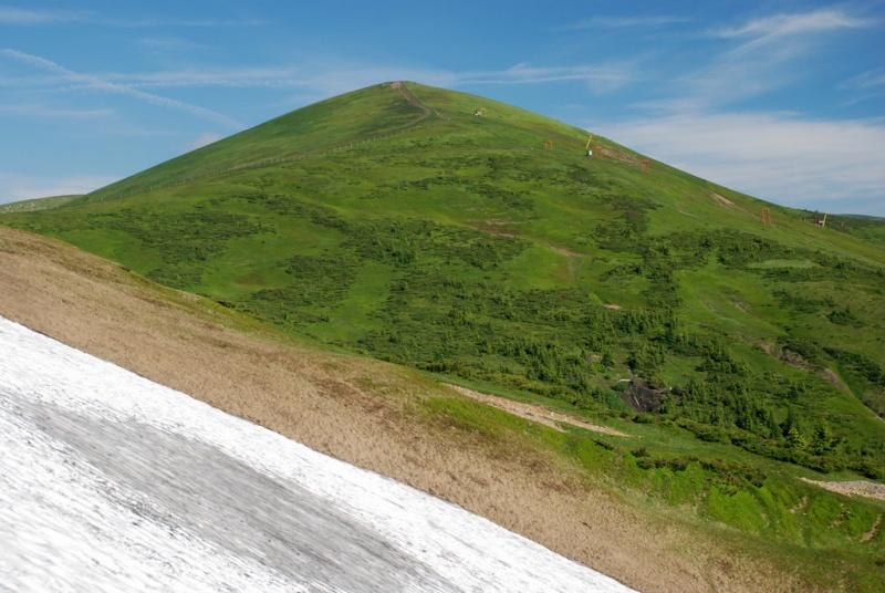 На фото гора Стіг