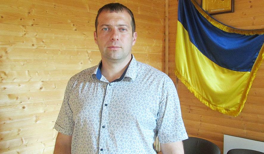 Микола Йосипчук – голова Ворохтянської селищної ради