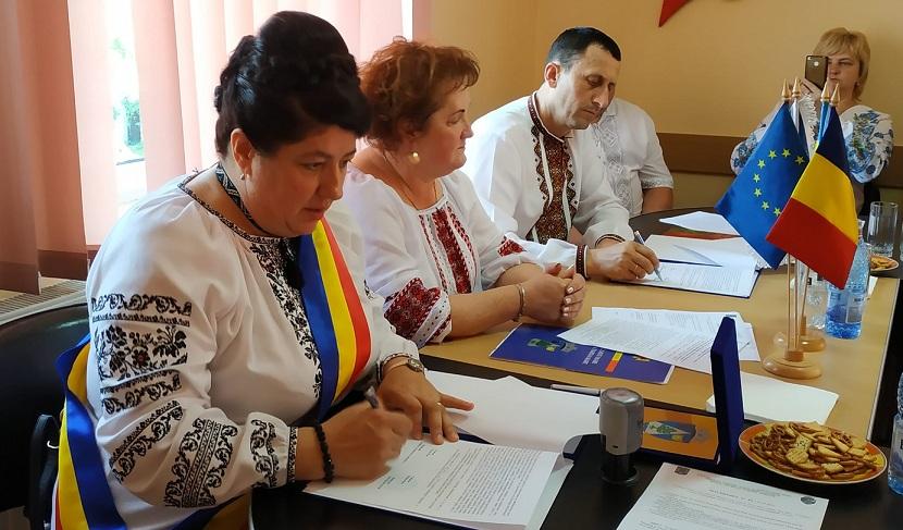 Печеніжинська ОТГ співпрацюватиме з румунською комуною