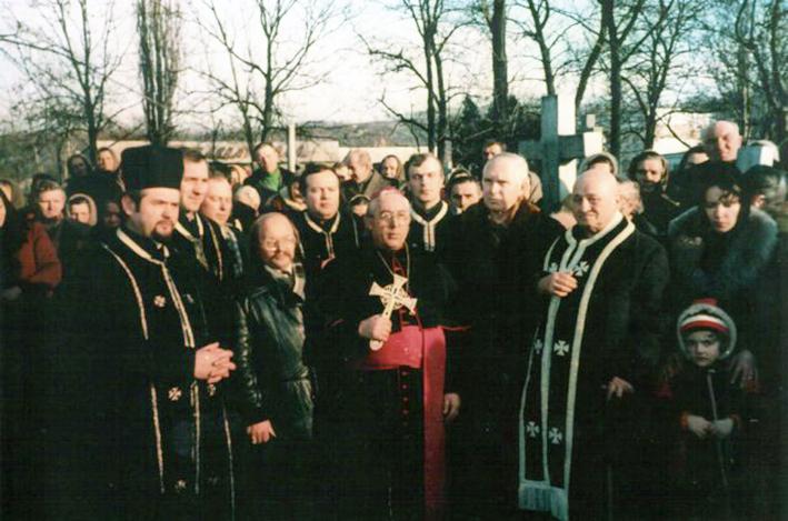 Похорон владики Тимчука