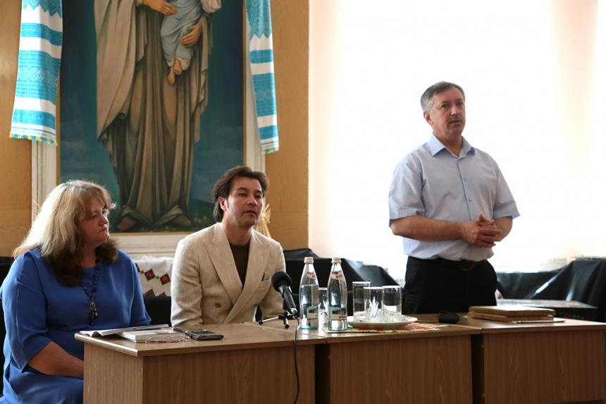 Питання розвитку культурної галузі на Прикарпатті обговорили із міністром (фоторепортаж)