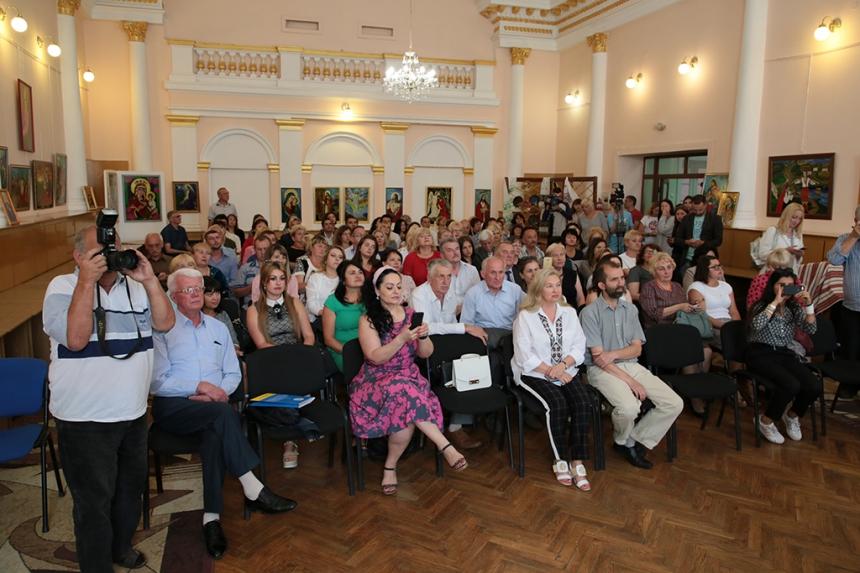 До Івано-Франківська завітав міністр культури Євген Нищук (фотофакт)