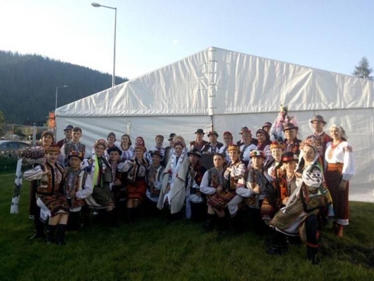 """Результат пошуку зображень за запитом """"Отинійці взяли участь у польському фольклорному фестивалі"""""""