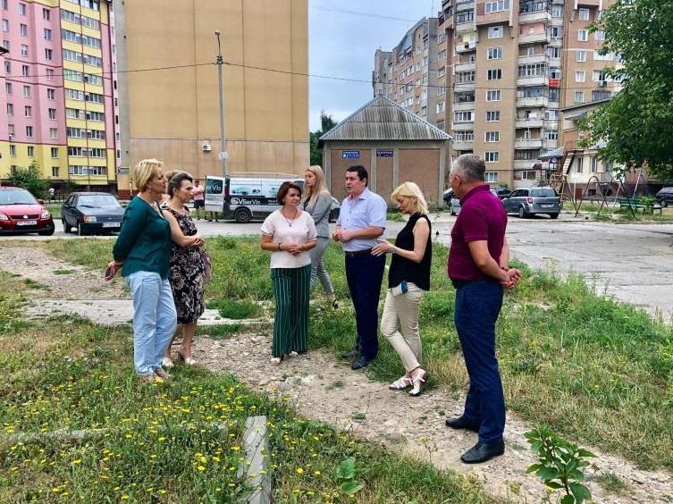 У Франківську планують відкрити поліклініку та розширити педіатрію (фотофакт)