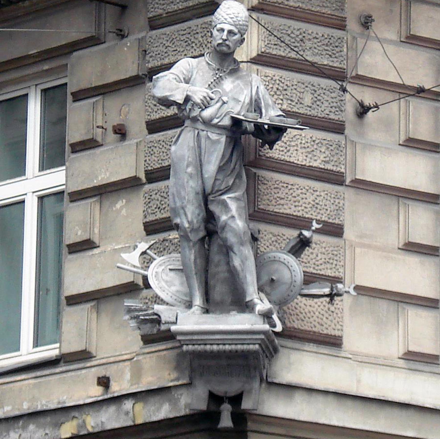 Відомий український кавовар, герой-рятівник Відня вшанований у столиці Австрії.