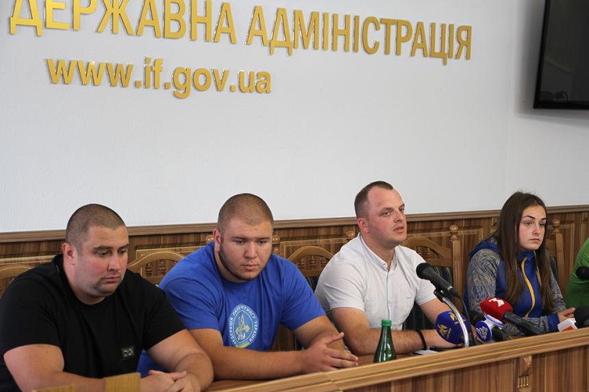 Прикарпатські спортсмени знову піднялися на спортивний п'єдестал (фоторепортаж)