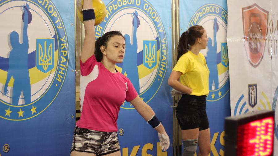 Студенти ІФНМУ здобули медалі на Кубку Асоціації гирьового спорту України