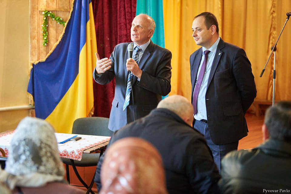 Село Колодіївка хоче приєднатись до Івано-Франківської ОТГ (фотофакт)
