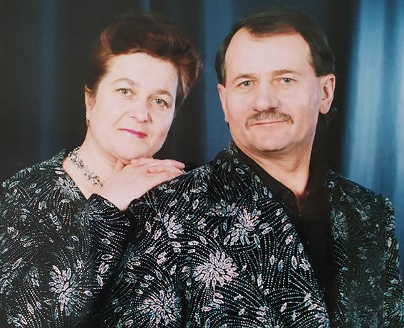 Ольга та Ярослав Шершні – дует «Дві долі»