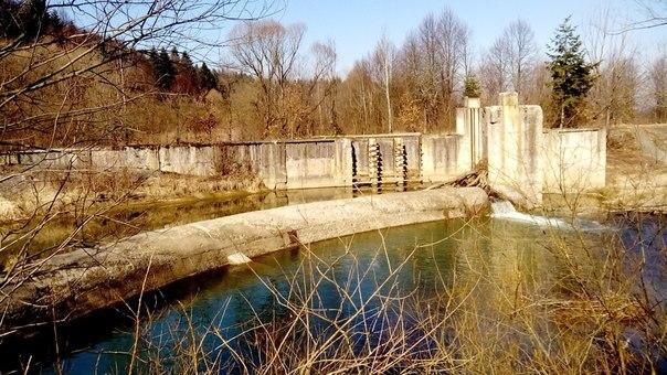 Річка Дуба на Рожнятівщині.