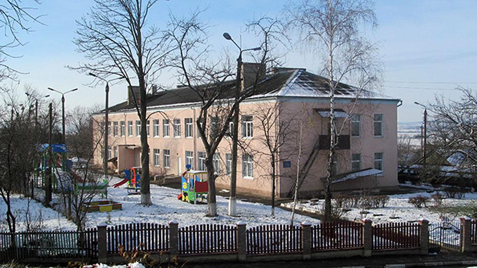 Дитячий садок «Берізка» – єдиний дошкільний навчальний заклад в ОТГ.