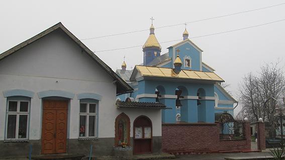 200-річна церква Різдва Пресвятої Богородиці УГКЦ – оберіг і окраса Чернелиці