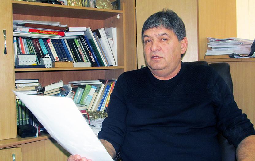 Михайло Назар, голова Вовчинецької сільської ради.