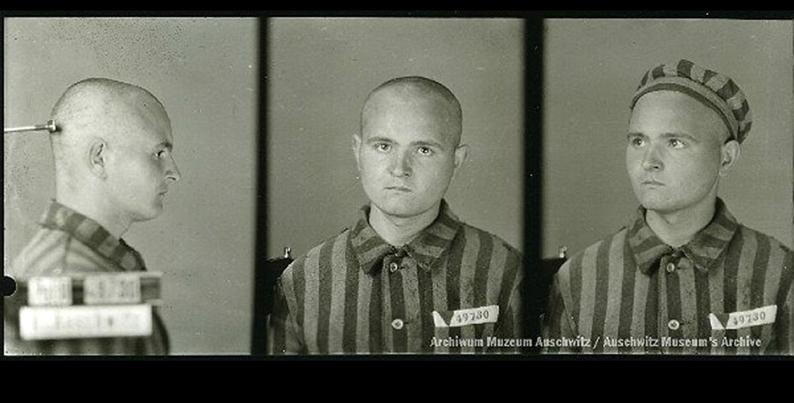 Під час ув'язнення в Аушвіці