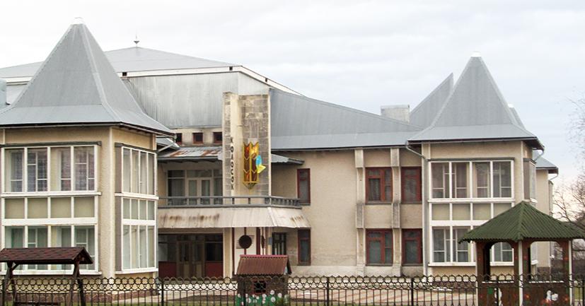 Унікальний дошкільний навчальний заклад «Колосок» у с. Підгайчики.