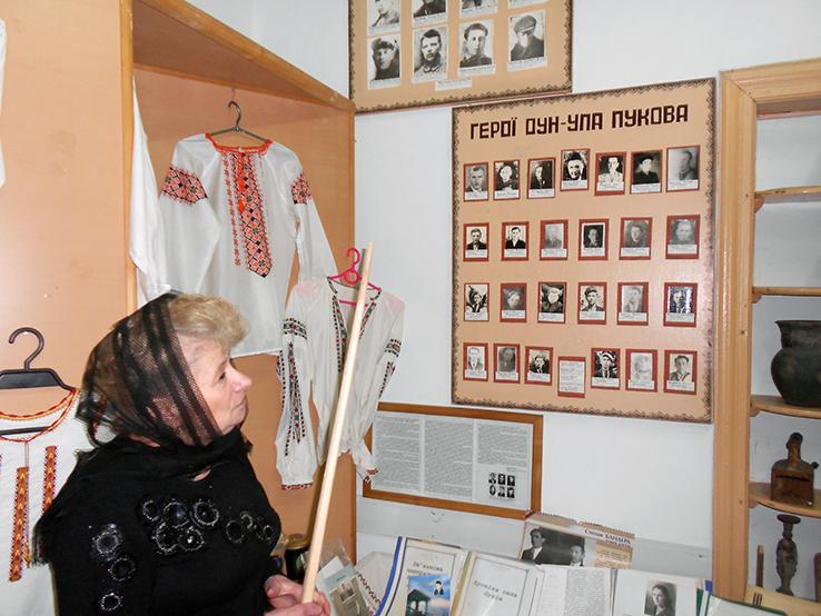 Музей Романа Шухевича в Пукові