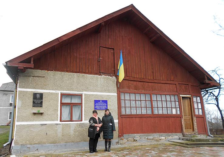 У цій хаті в Княгиничах був штаб Р. Шухевича