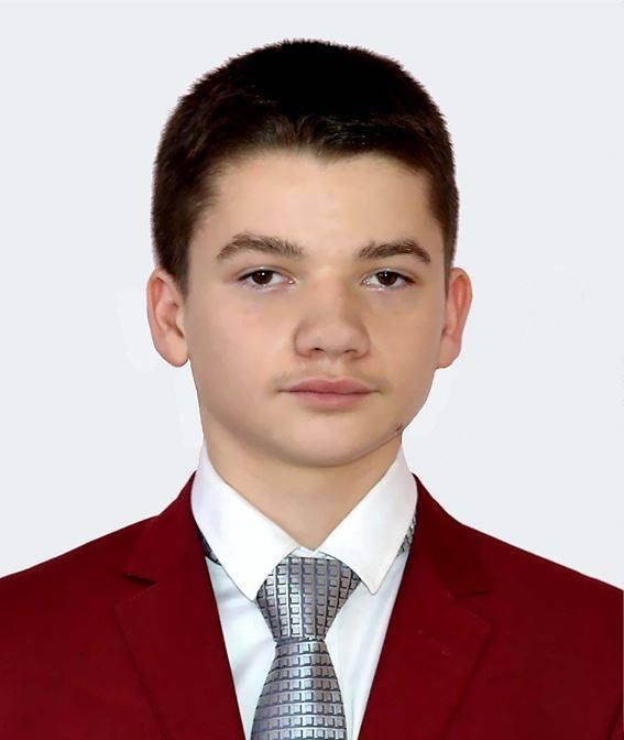 Фото з дошки пошани Івано-Франківського фізико-технічного ліцею.