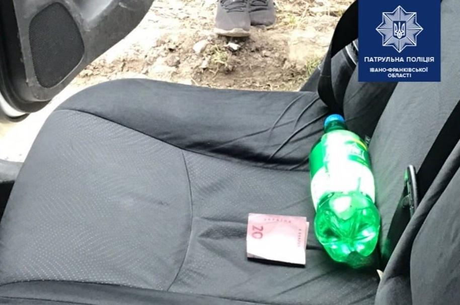 В Івано-Франківську водій спробував дати хабар патрульним ...