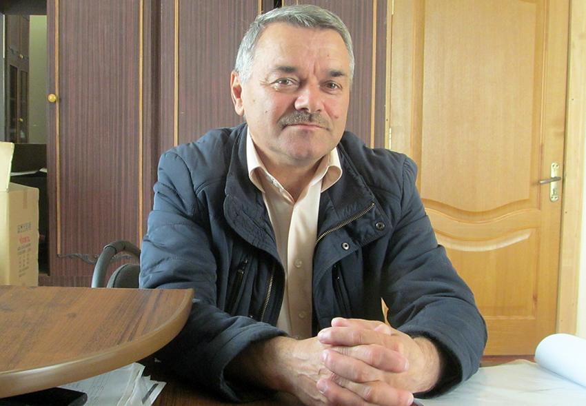 Микола Дрогомирецький – голова Боднарівської сільської ради.